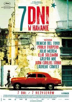 Polski plakat filmu '7 Dni W Hawanie'
