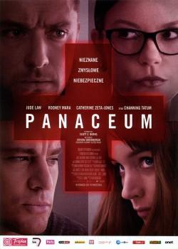 Przód ulotki filmu 'Panaceum'