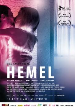 Polski plakat filmu 'Hemel'