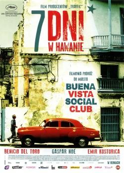 Przód ulotki filmu '7 Dni W Hawanie'