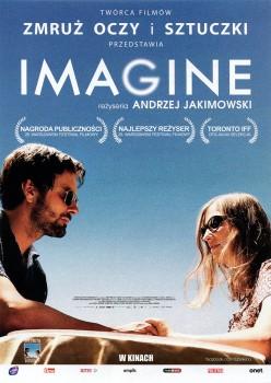Przód ulotki filmu 'Imagine'