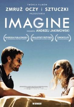 Polski plakat filmu 'Imagine'