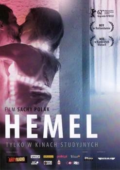 Przód ulotki filmu 'Hemel'