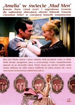 Tył ulotki filmu 'Wspaniała'