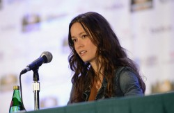 Summer Glau - Wizard World Chicago Comic-Con in Rosemont 8/10/13