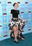 Lily Collins - Teen Choice Awards 2013 at Gibson Amphitheatre in Universal City   11-08-2013     7x 4c9976270047336
