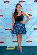 Jenna Ushkowitz - Teen Choice Awards 2013 at Gibson Amphitheatre in Universal City   11-08-2013   5x 3d5f03270055691