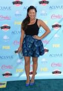 Jenna Ushkowitz - Teen Choice Awards 2013 at Gibson Amphitheatre in Universal City   11-08-2013   5x 75db90270055719