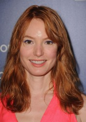 Alicia Witt - Hollywood Foreign Press Association's 2013 Installation Luncheon in Beverly Hills 8/13/13