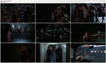 Download The Warriors (1979) BluRay 720p 600MB Ganool