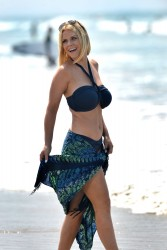 267272270454796 [Ultra HQ] Carrie Keagan   at a photoshoot in LA 8/13/13 high resolution candids