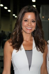 Brooke Burke-Charvet - 2013 Magic Convention in Las Vegas 8/19/13
