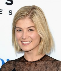 Rosamund Pike - 'The World's End' premiere in Hollywood 8/21/13