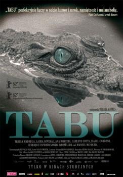Polski plakat filmu 'Tabu'