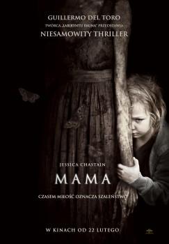 Polski plakat filmu 'Mama'