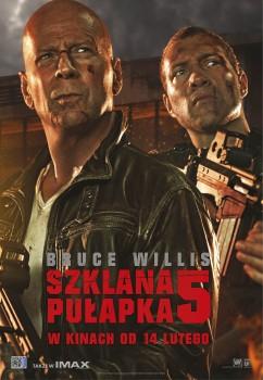 Polski plakat filmu 'Szklana Pułapka 5'