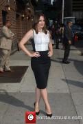 Tina Fey - Letterman 2013-8-21