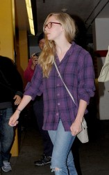 Amanda Seyfried - at the ArcLight Theater in Hollywood 8/22/13