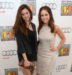 Lacey Chabert - Best Buddies Poker Event in Beverly Hills 8/22/13