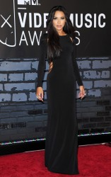Naya Rivera - 2013 MTV VMA's in Brooklyn 8/25/13