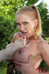 Vanessa amp leigh darby spanking time 5