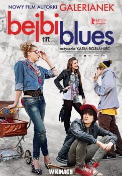 Polski plakat filmu 'Bejbi Blues'