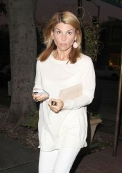 Lori Loughlin - at Madeo in West Hollywood 8/27/13