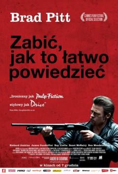 Polski plakat filmu 'Zabić, Jak To Łatwo Powiedzieć'