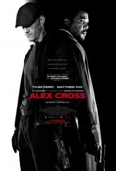 Polski plakat filmu 'Alex Cross'