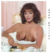 Nude joan collins