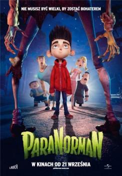 Polski plakat filmu 'Paranorman'