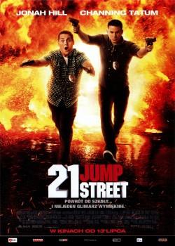 Przód ulotki filmu '21 Jump Street'