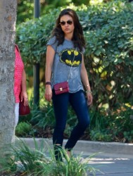 Mila Kunis - out in Hollywood 9/3/13
