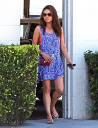 Mila Kunis - Out in West Hollywood 9/4/13