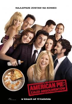 Polski plakat filmu 'American Pie: Zjazd Absolwentów'