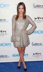 Samantha Droke - Generosity Water's 5th Annual Night Of Generosity Benefit in Beverly Hills 9/6/13
