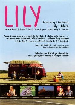 Tył ulotki filmu 'Lily'