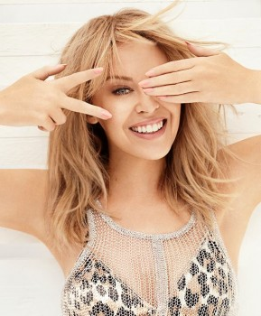 Kylie Minogue - The Voice 2014 (Promo Picture)