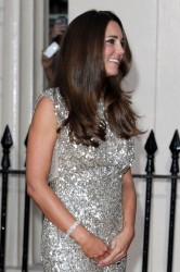 Catherine, Duchess of Cambridge - Tusk Conservation Awards in London 9/12/13