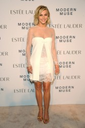 "Julianne Hough - Estee Lauder ""Modern Muse"" Fragrance Launch Party in NYC 9/12/13"