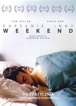 Przód ulotki filmu 'Zupełnie Inny Weekend'