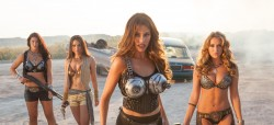 Alexa Vega and Sofia Vergara in a Sexy New Promo Pic For Machete Kills