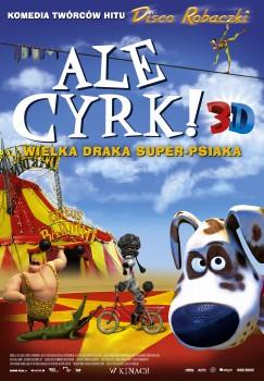 Polski plakat filmu 'Ale Cyrk!'