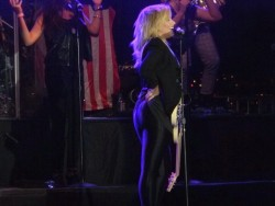 Demi Lovato Performing at the Los Angeles County Fair in Pomona on September 14, 2013