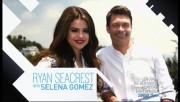 Selena Gomez - Ryan Seacrest With Selena Gomez 576p