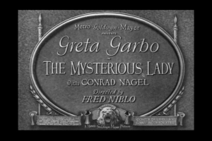 Download The Garbo Silent Collection Disk 2 - The Mysterious Lady (1928) D Torrent