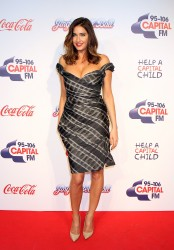 Lisa Snowdon - Capital FM Jingle Bell Ball Day 1 in London 12/7/13