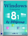 Windows 8.1 Enterprise v.08.12 by DDGroup� (x86/RUS/2013)
