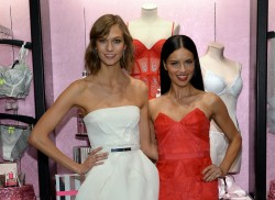 Karlie Kloss -  Victoria's Secret Angels Celebrate Holiday 2013 in NYC 12/9/13