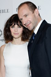 Felicity Jones - 'The Invisible Woman' premiere in NYC 12/9/13